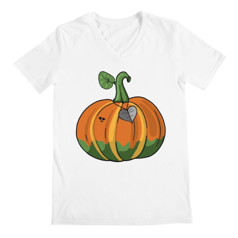 Growing up Beautiful  Men's V-Neck by Jungle Girl Designs