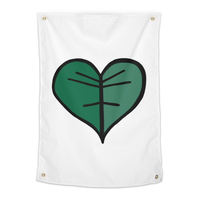 Jungle Girl Designs Logo Home Tapestry by Jungle Girl Designs