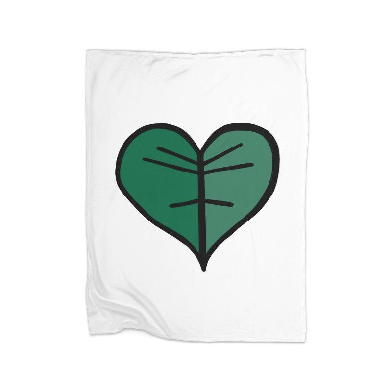 Jungle Girl Designs Logo Home Blanket by Jungle Girl Designs