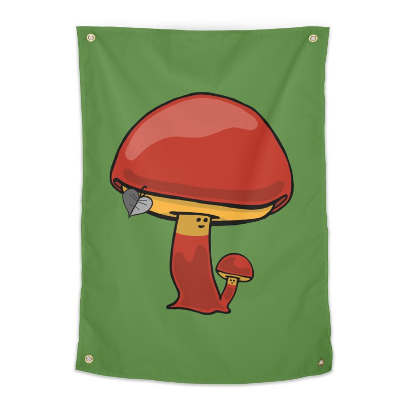 Growing up Loved Home Tapestry by Jungle Girl Designs