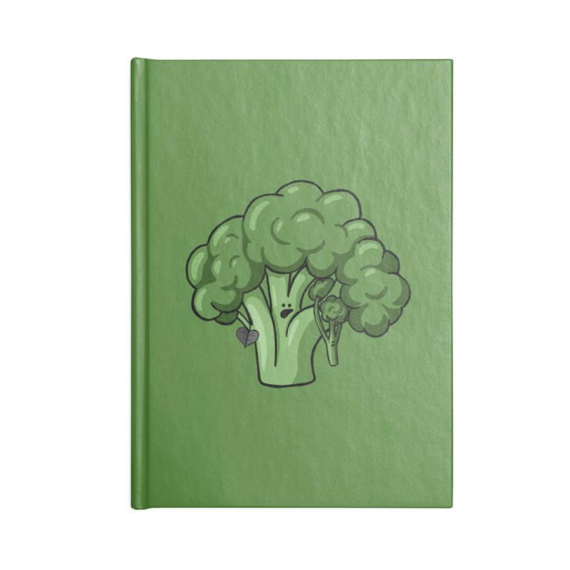 Growing up Strong Accessories Notebook by Jungle Girl Designs
