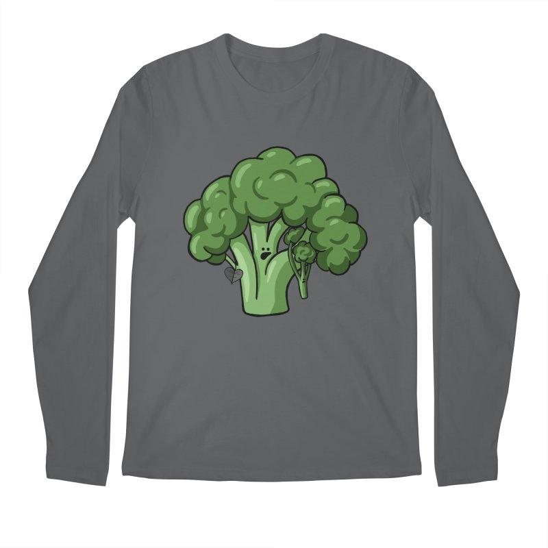 Growing up Strong Men's Longsleeve T-Shirt by Jungle Girl Designs