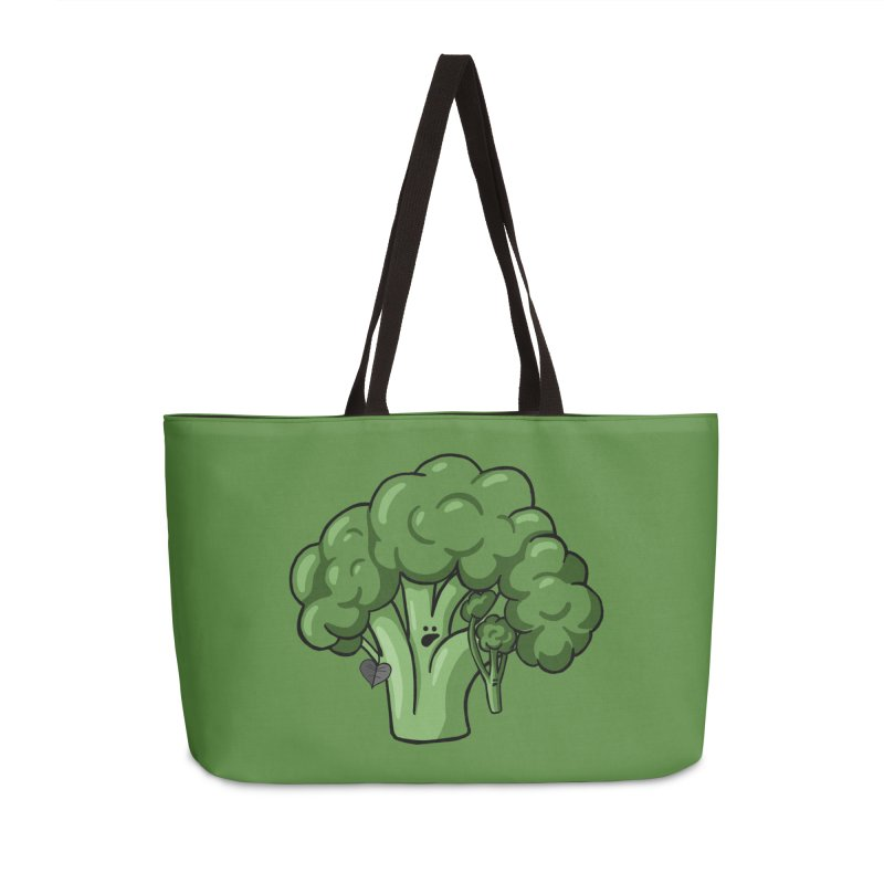 Growing up Strong Accessories Bag by Jungle Girl Designs