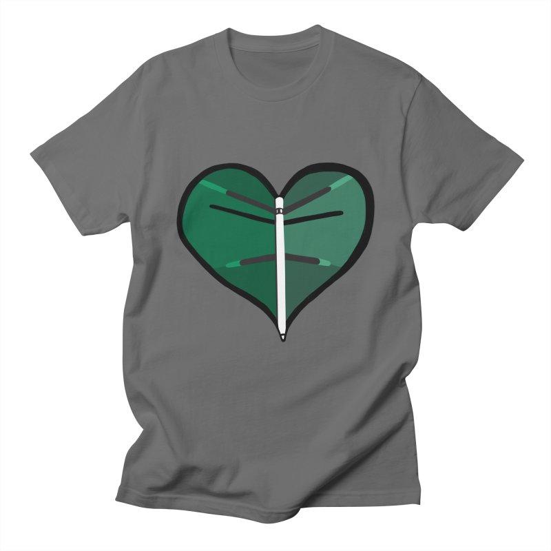 Jungle Girl Designs Stylus Men's T-Shirt by Jungle Girl Designs
