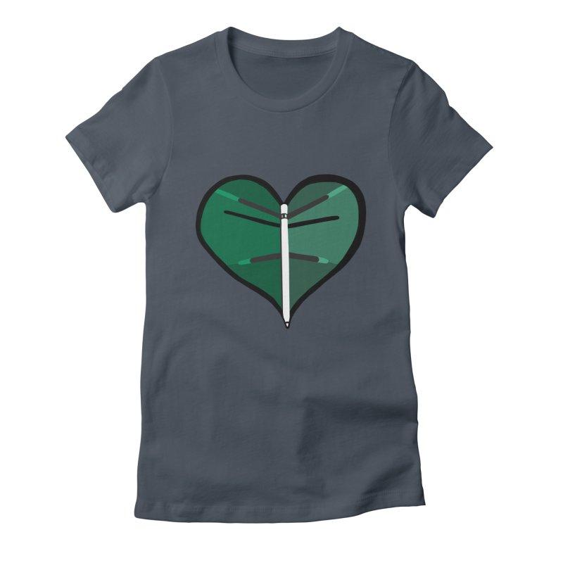 Jungle Girl Designs Stylus Women's T-Shirt by Jungle Girl Designs