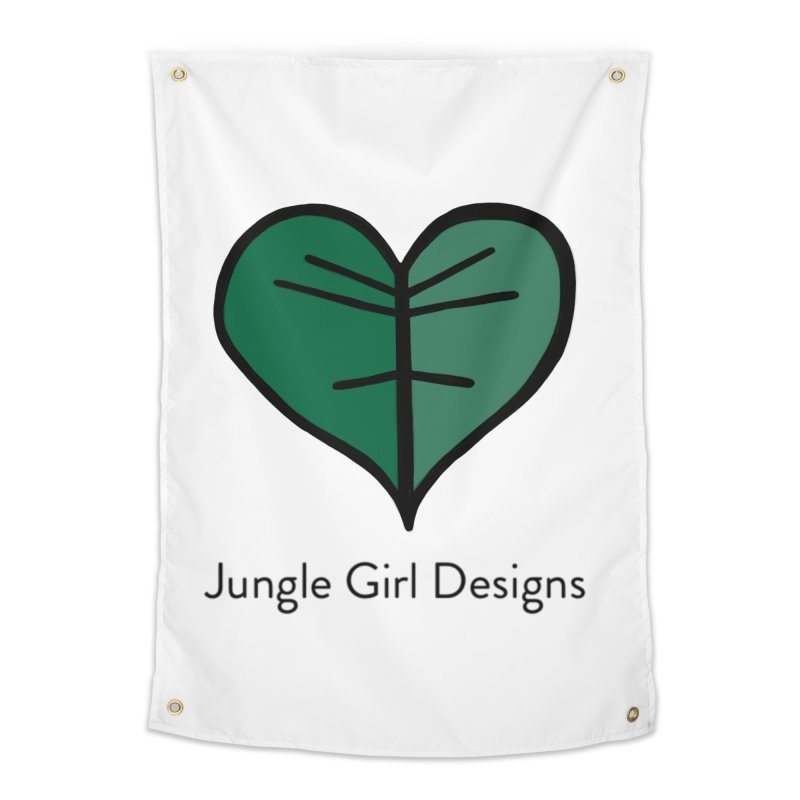 Jungle Girl Designs Home Tapestry by Jungle Girl Designs