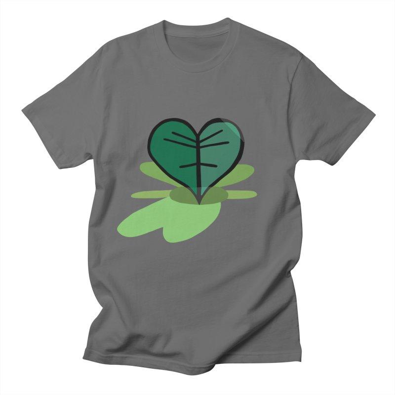 Jungle Girl Designs Shadow Men's T-Shirt by Jungle Girl Designs