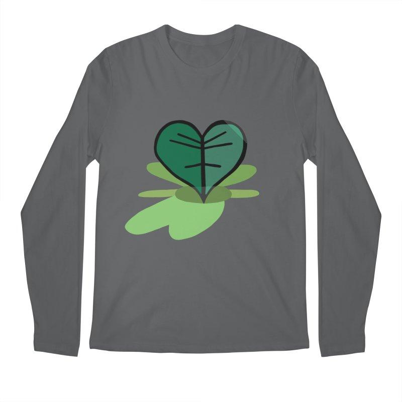 Jungle Girl Designs Shadow Men's Longsleeve T-Shirt by Jungle Girl Designs