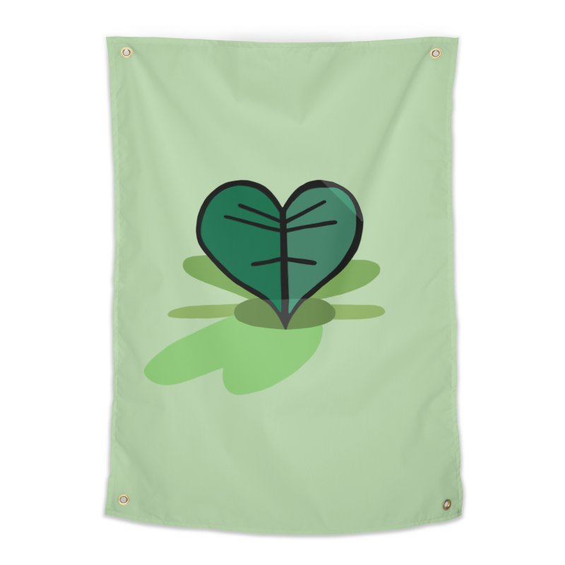 Jungle Girl Designs Shadow Home Tapestry by Jungle Girl Designs