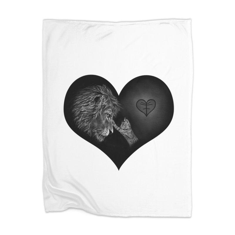 Felidae Home Blanket by Jungle Girl Designs