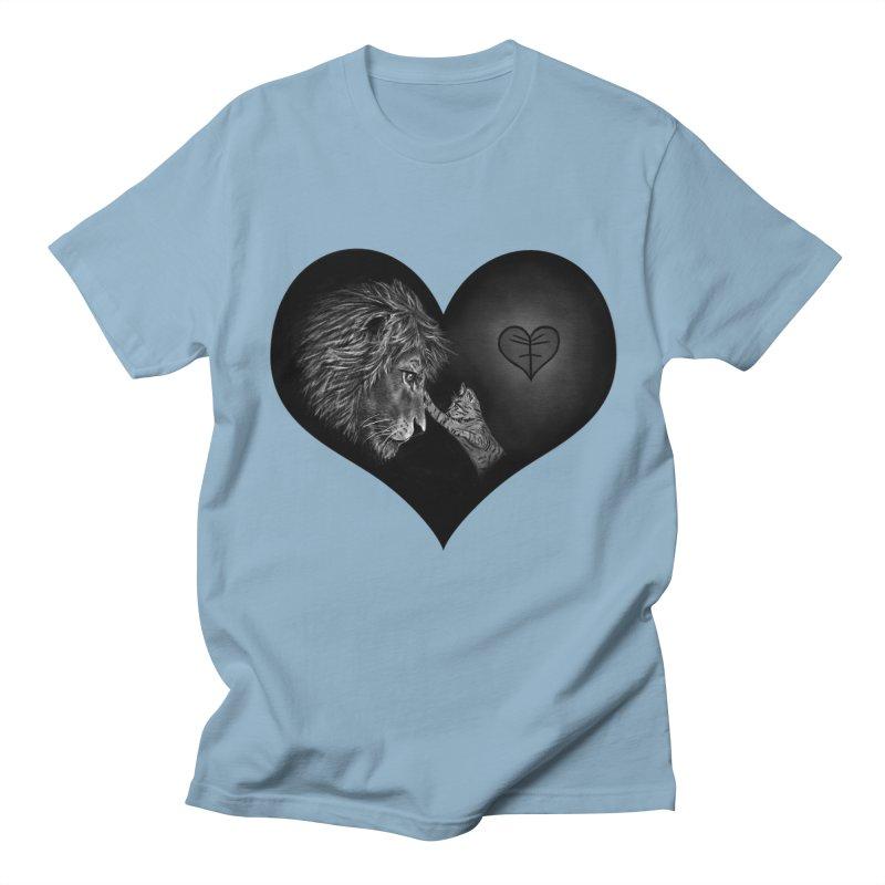 Felidae Men's T-Shirt by Jungle Girl Designs