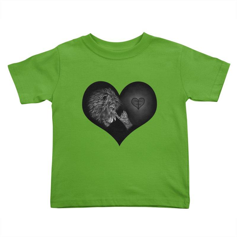 Felidae Kids Toddler T-Shirt by Jungle Girl Designs