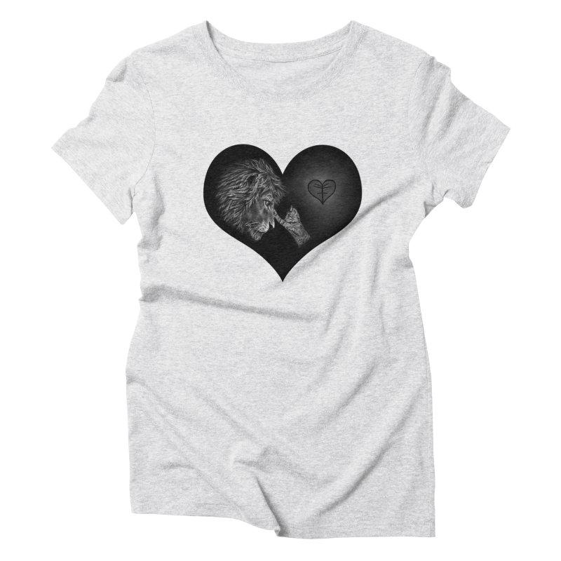 Felidae Women's T-Shirt by Jungle Girl Designs