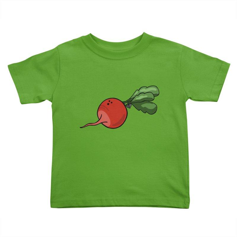 Growing up in Awe Kids Toddler T-Shirt by Jungle Girl Designs