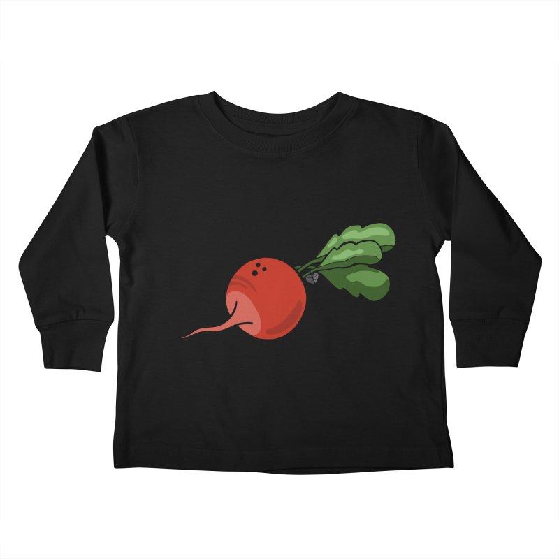 Growing up in Awe Kids Toddler Longsleeve T-Shirt by Jungle Girl Designs