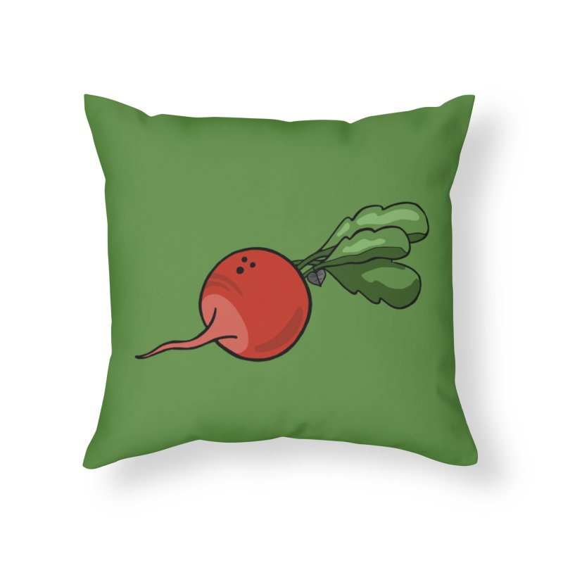 Growing up in Awe Home Throw Pillow by Jungle Girl Designs