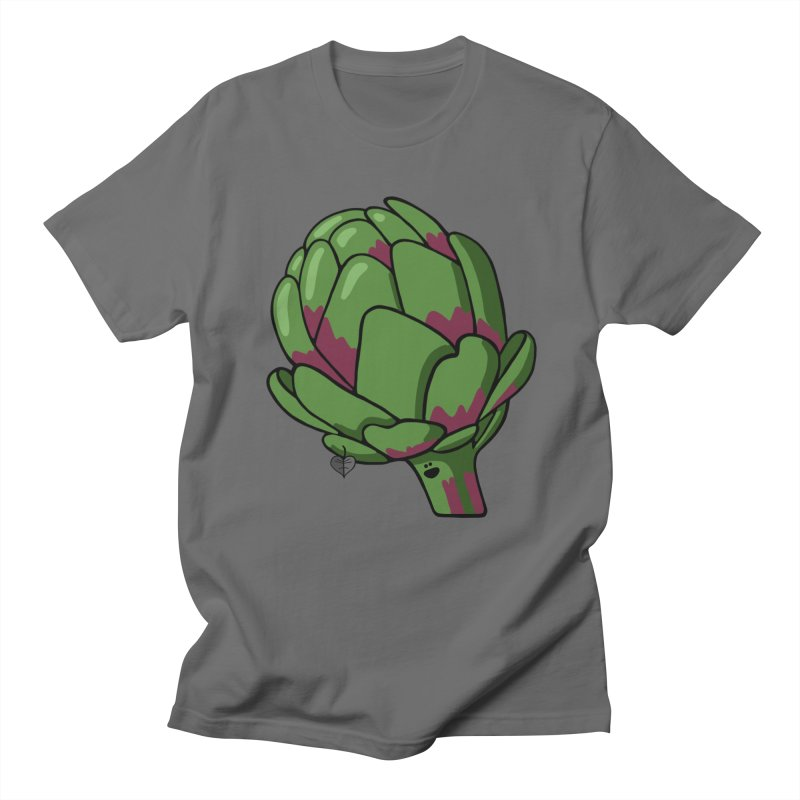 Growing up Smart Men's T-Shirt by Jungle Girl Designs