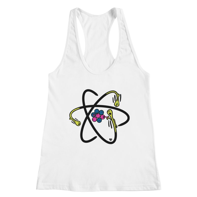 Lithium Women's Tank by Jungle Girl Designs