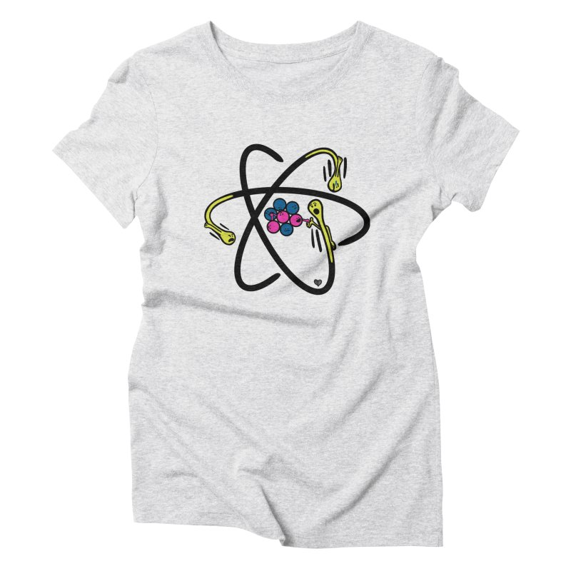 Lithium Women's T-Shirt by Jungle Girl Designs