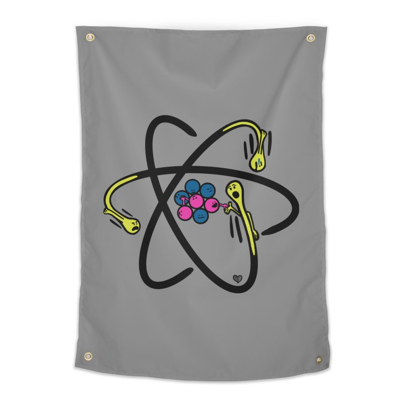 Lithium Home Tapestry by Jungle Girl Designs