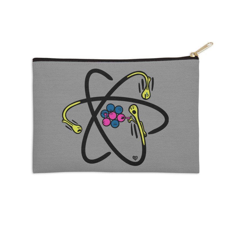 Lithium Accessories Zip Pouch by Jungle Girl Designs