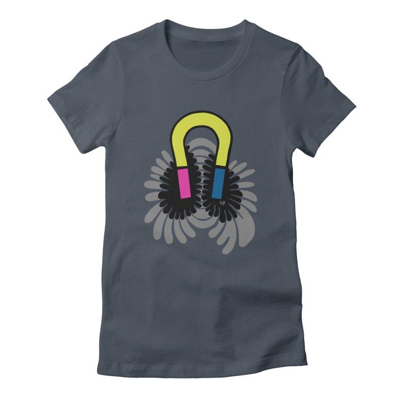Magnet Women's T-Shirt by Jungle Girl Designs