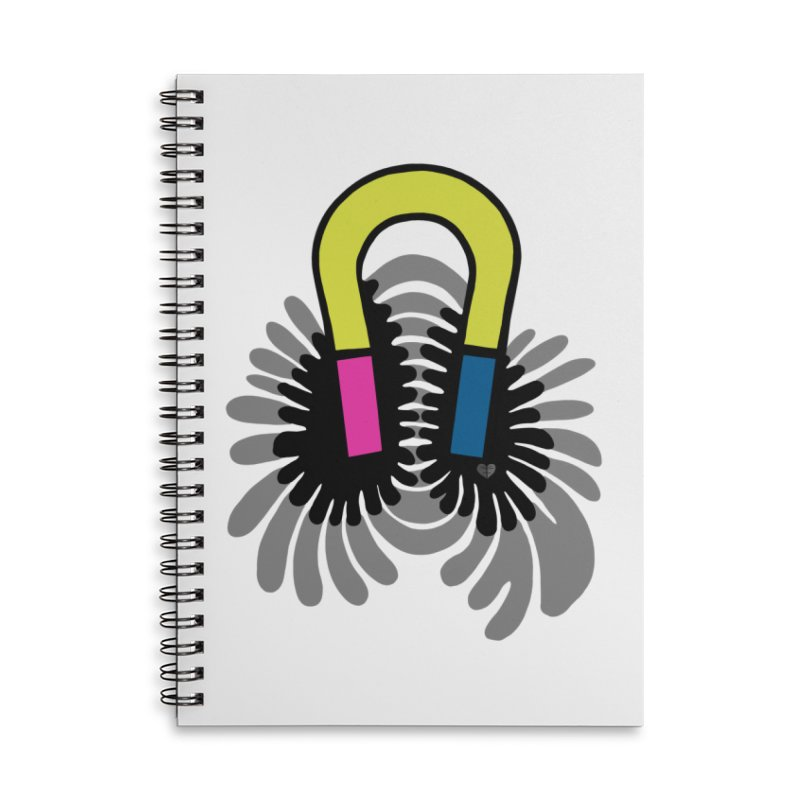 Magnet Accessories Notebook by Jungle Girl Designs