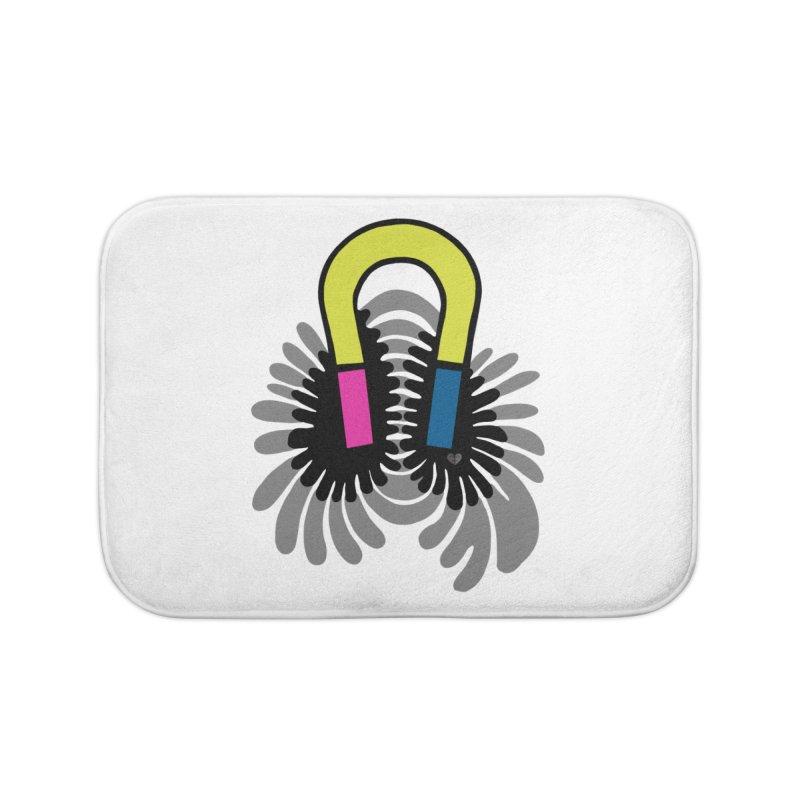 Magnet Home Bath Mat by Jungle Girl Designs