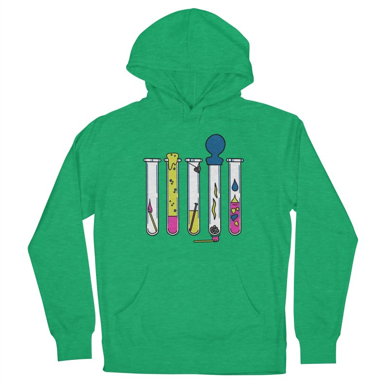 Chemical Reactions Men's Pullover Hoody by Jungle Girl Designs