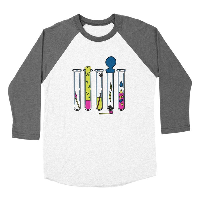 Chemical Reactions Women's Longsleeve T-Shirt by Jungle Girl Designs