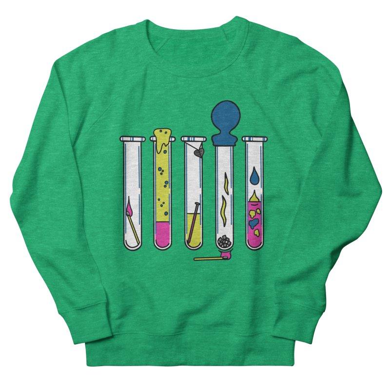 Chemical Reactions Women's Sweatshirt by Jungle Girl Designs
