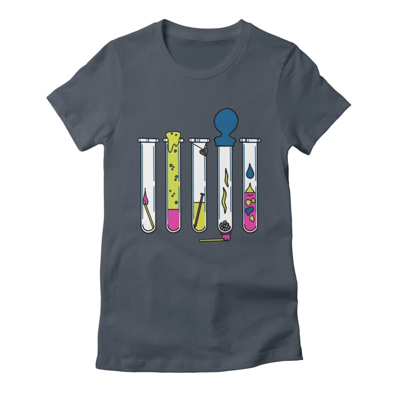Chemical Reactions Women's T-Shirt by Jungle Girl Designs
