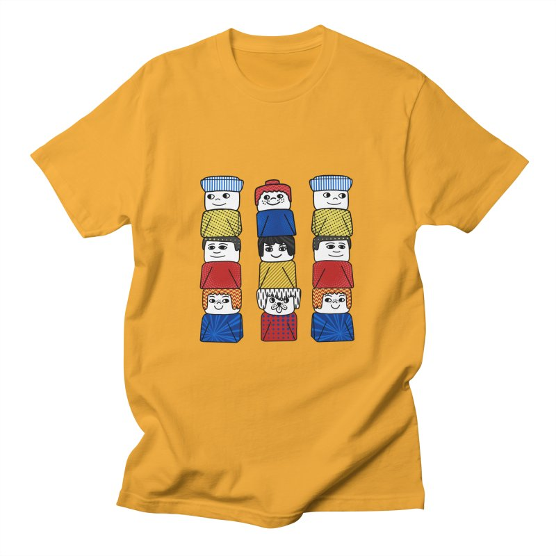 Everlasting Smiles Men's T-Shirt by Jungle Girl Designs