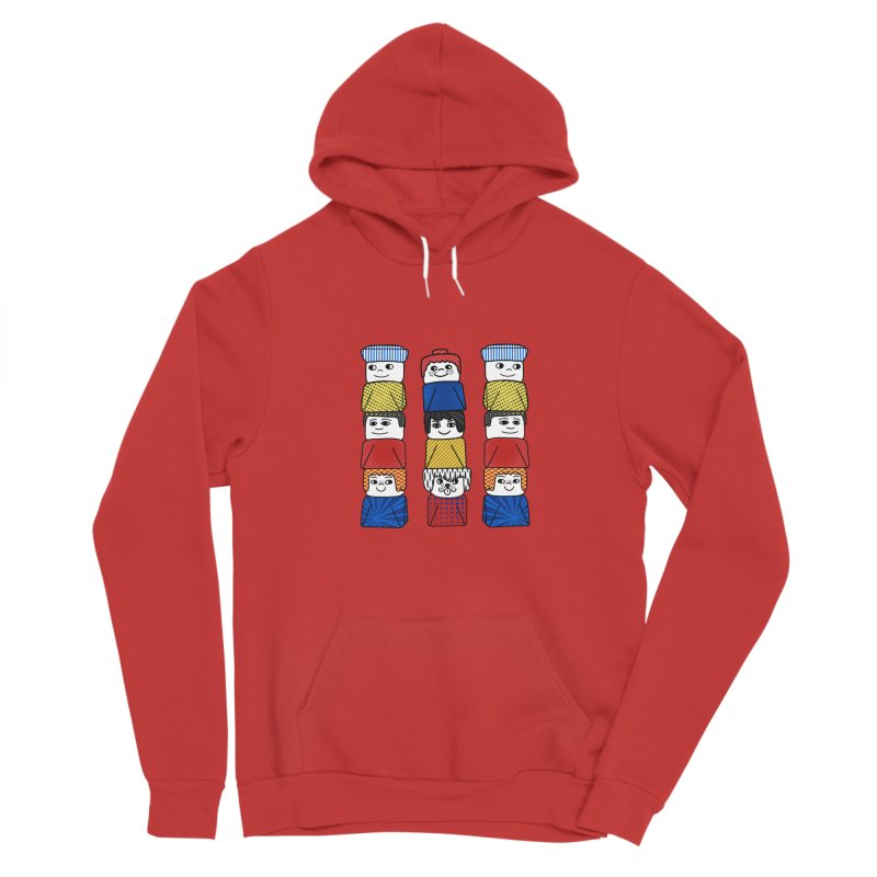 Everlasting Smiles Women's Pullover Hoody by Jungle Girl Designs