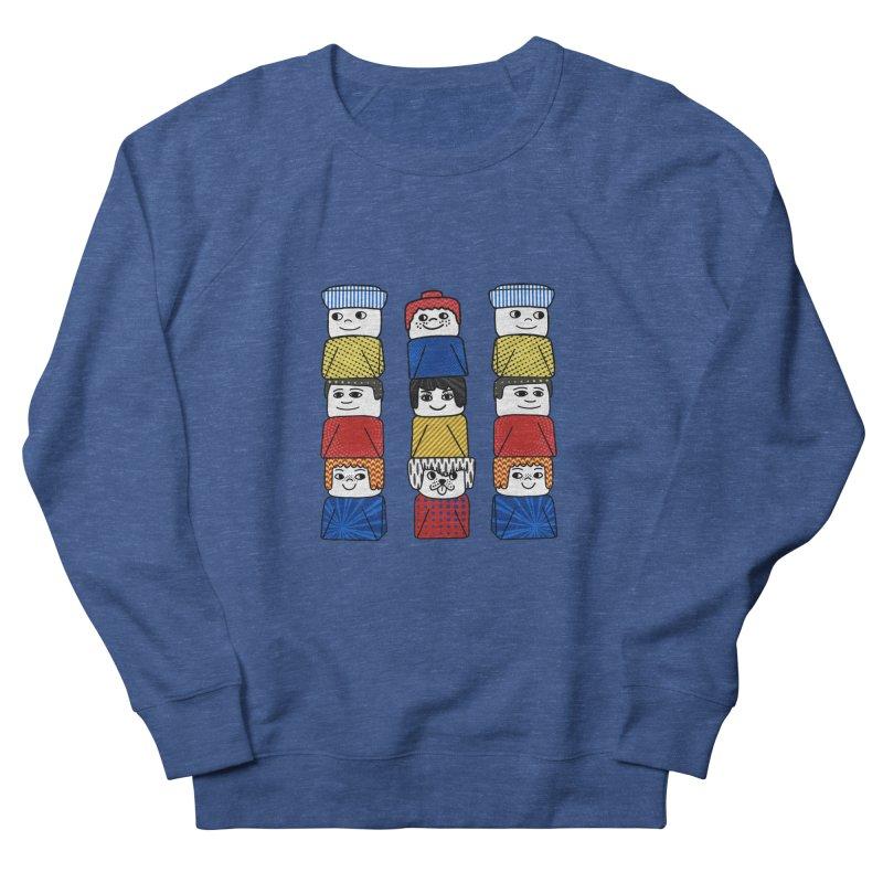 Everlasting Smiles Men's Sweatshirt by Jungle Girl Designs
