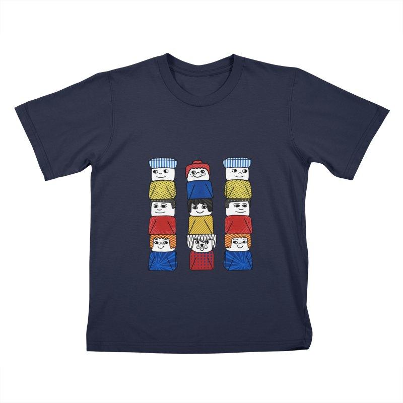 Everlasting Smiles Kids T-Shirt by Jungle Girl Designs