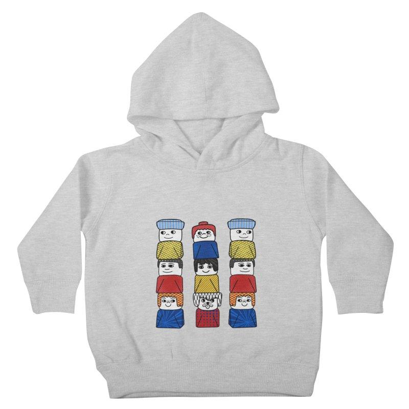Everlasting Smiles Kids Toddler Pullover Hoody by Jungle Girl Designs