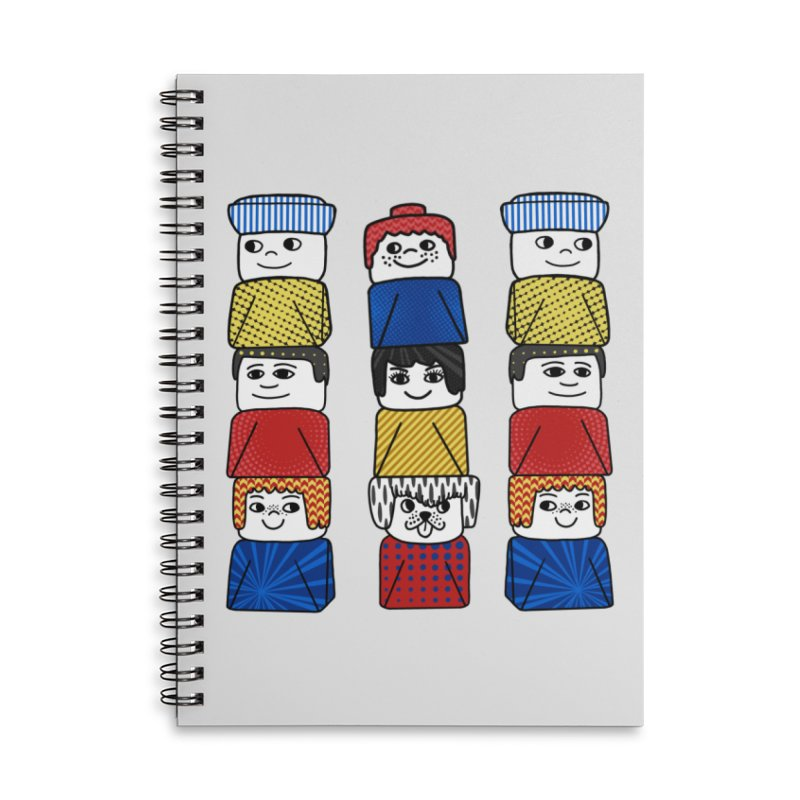 Everlasting Smiles Accessories Notebook by Jungle Girl Designs