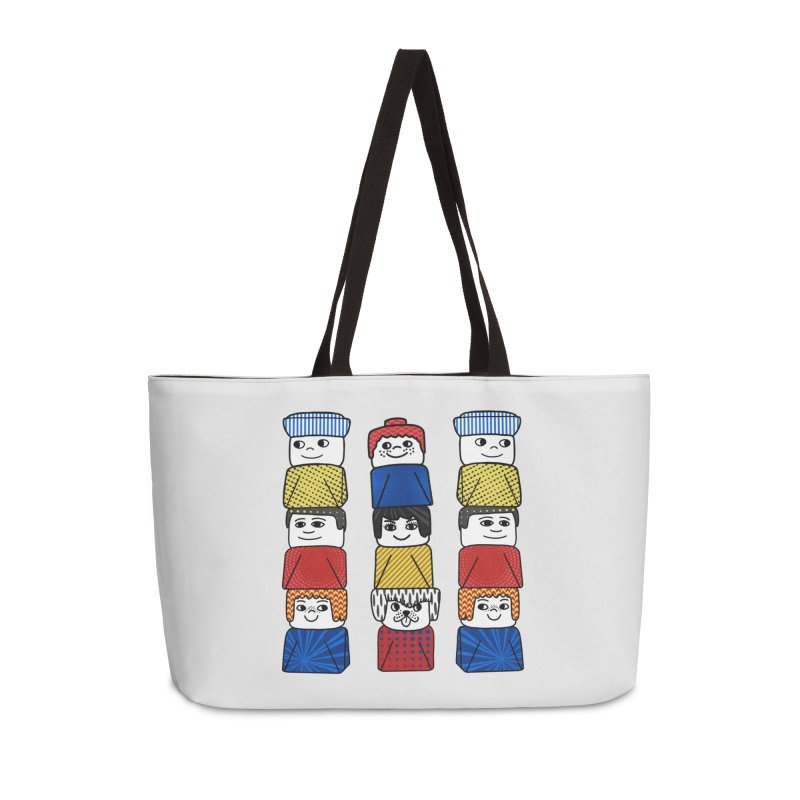 Everlasting Smiles Accessories Bag by Jungle Girl Designs