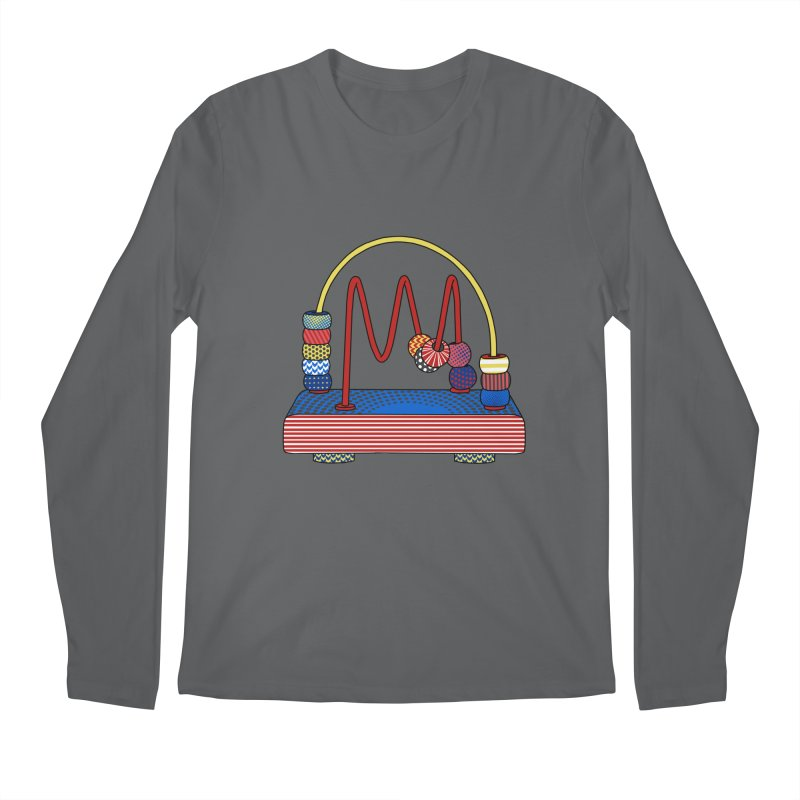 Everlasting Thoughts Men's Longsleeve T-Shirt by Jungle Girl Designs