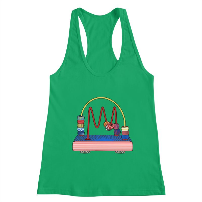 Everlasting Thoughts Women's Tank by Jungle Girl Designs