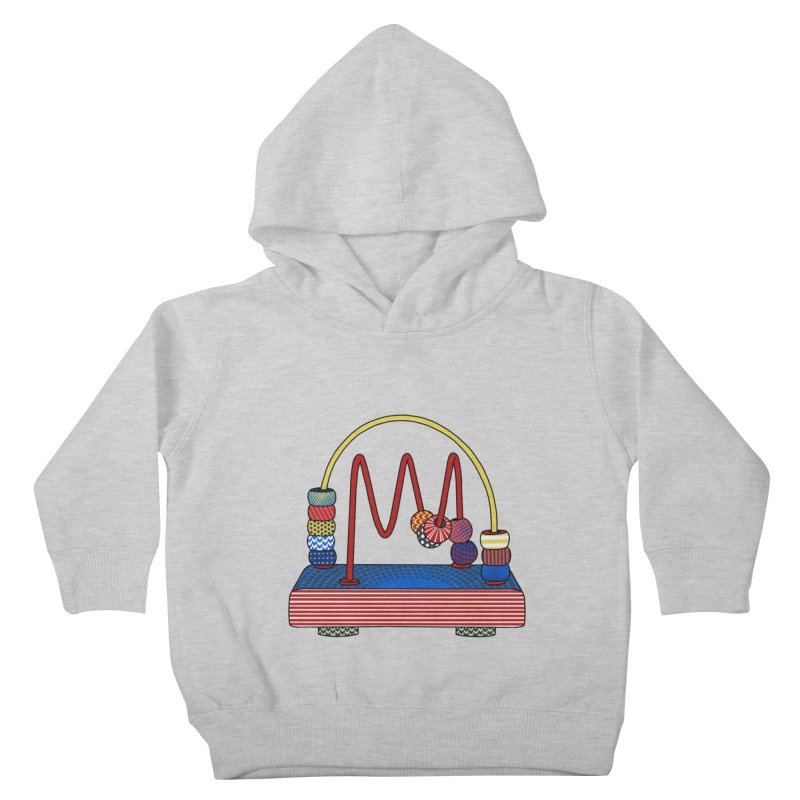 Everlasting Thoughts Kids Toddler Pullover Hoody by Jungle Girl Designs