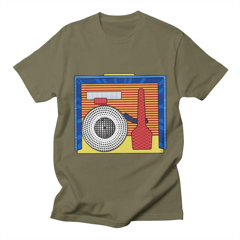 Everlasting Music Men's T-Shirt by Jungle Girl Designs