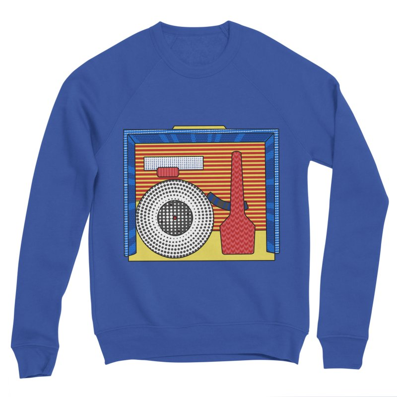 Everlasting Music Men's Sweatshirt by Jungle Girl Designs