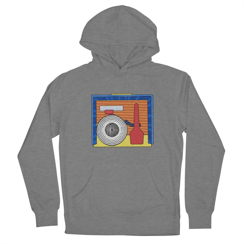 Everlasting Music Women's Pullover Hoody by Jungle Girl Designs