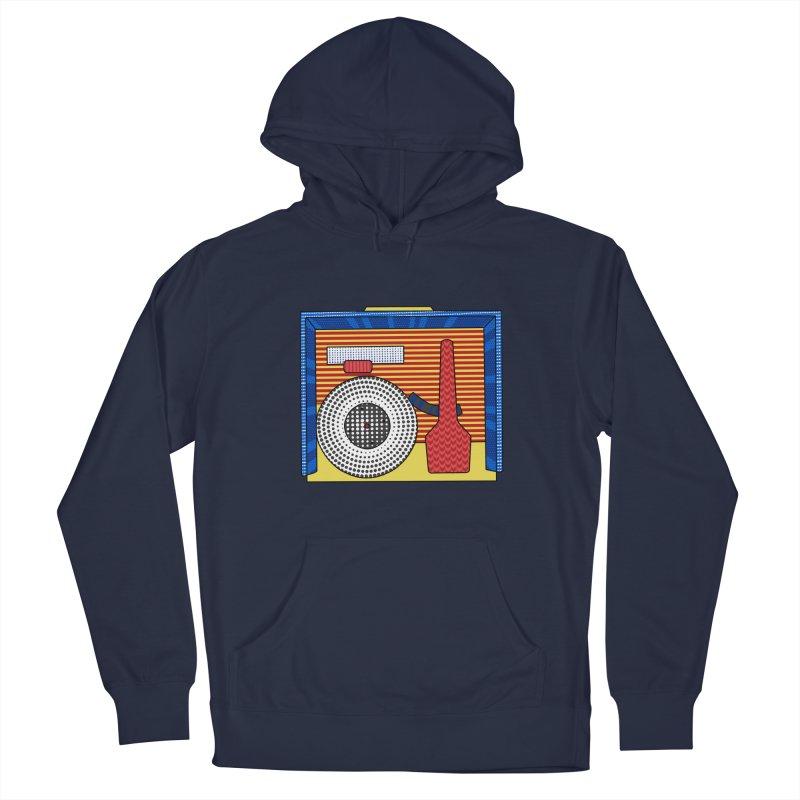 Everlasting Music Men's Pullover Hoody by Jungle Girl Designs