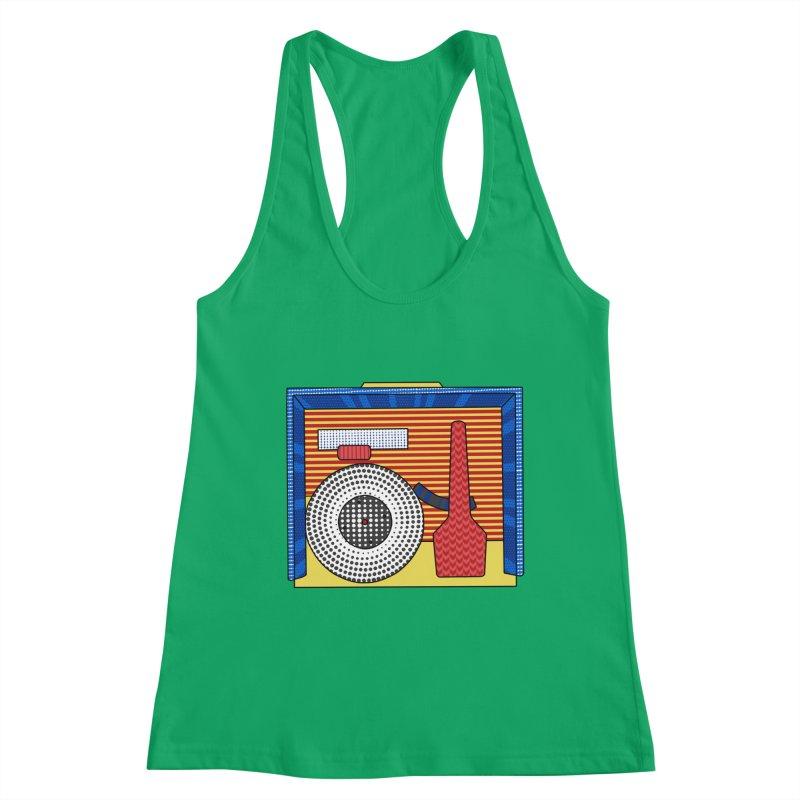 Everlasting Music Women's Tank by Jungle Girl Designs