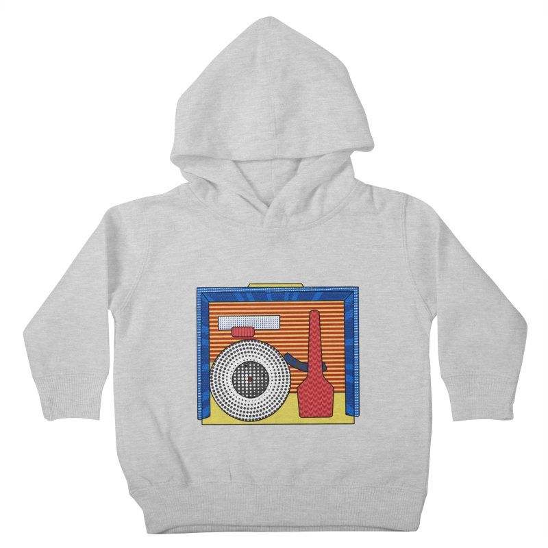 Everlasting Music Kids Toddler Pullover Hoody by Jungle Girl Designs