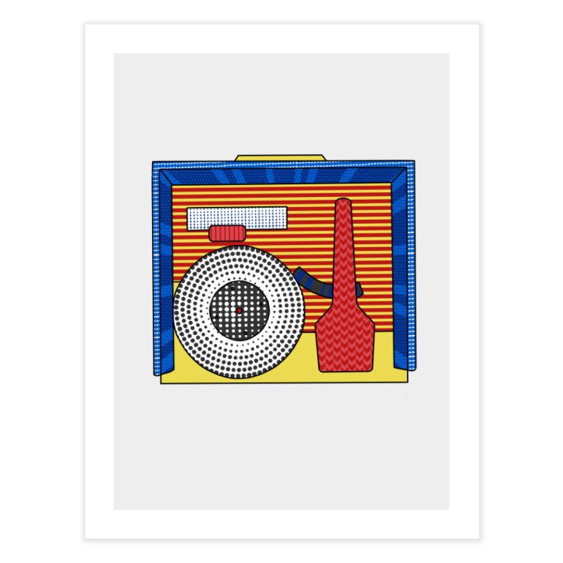 Everlasting Music Home Fine Art Print by Jungle Girl Designs