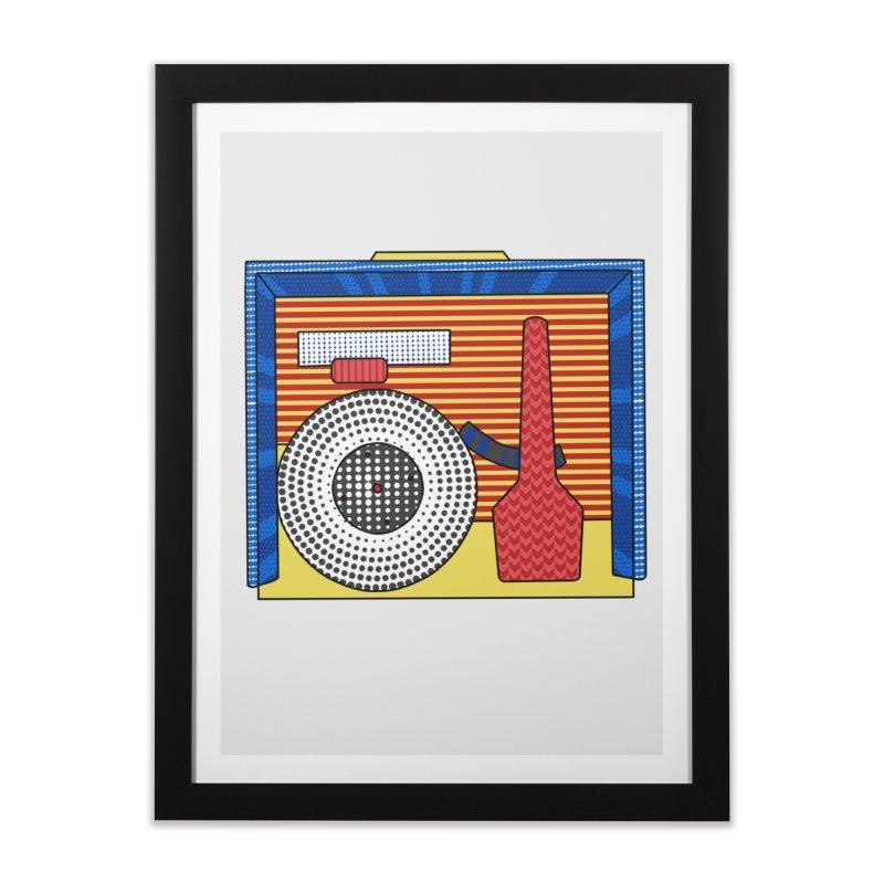 Everlasting Music Home Framed Fine Art Print by Jungle Girl Designs